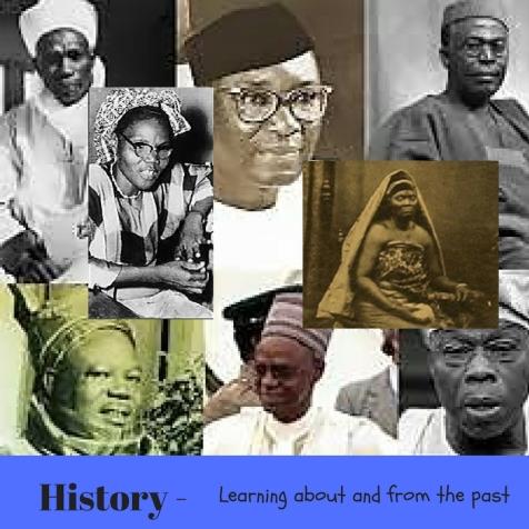 History 1 -