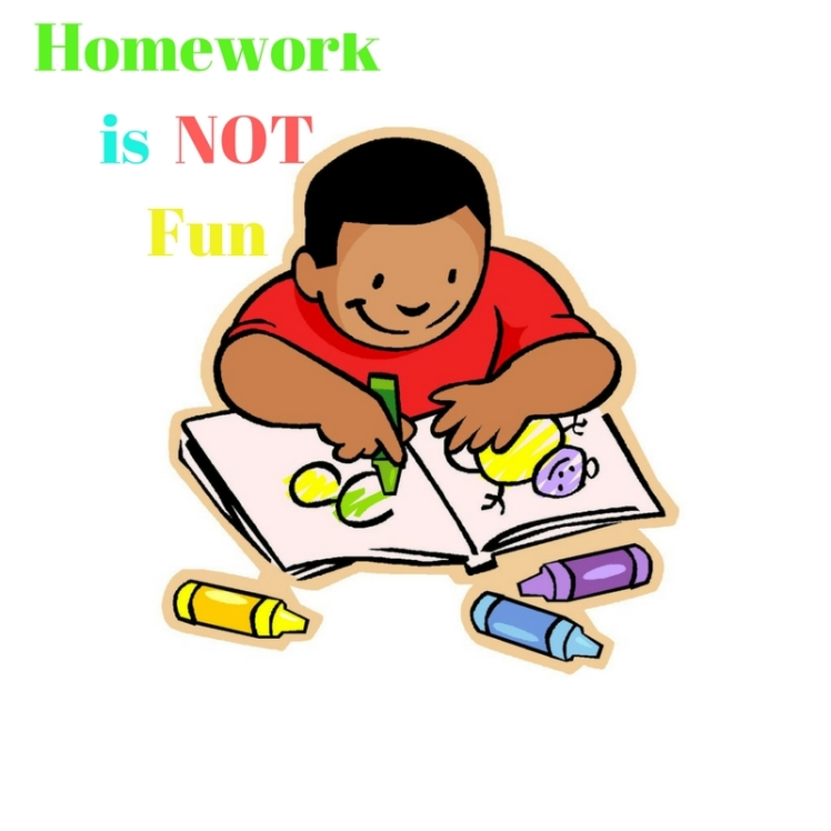 homework-is-not-fun