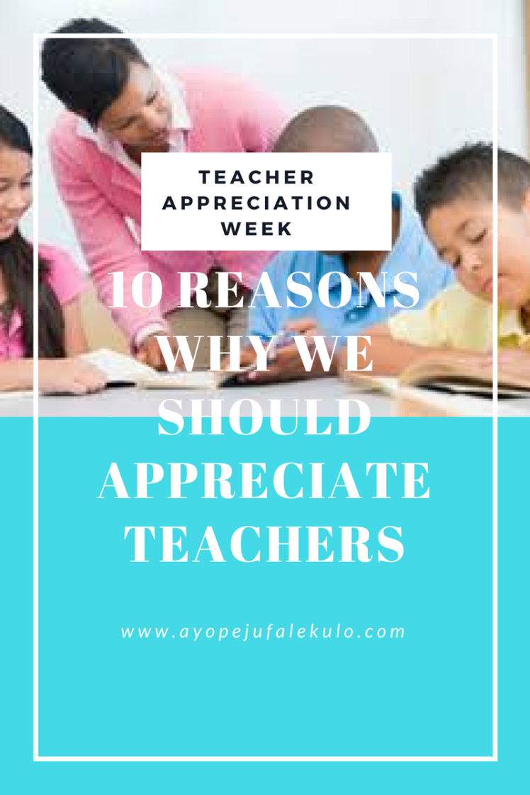 Teachers Week