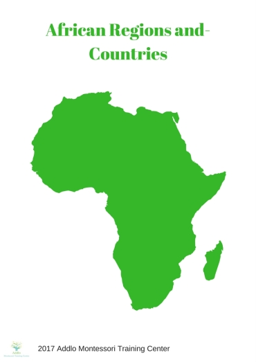 African Regions and Countries