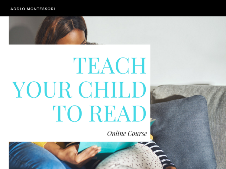 Teach Your Child to Read Online Course