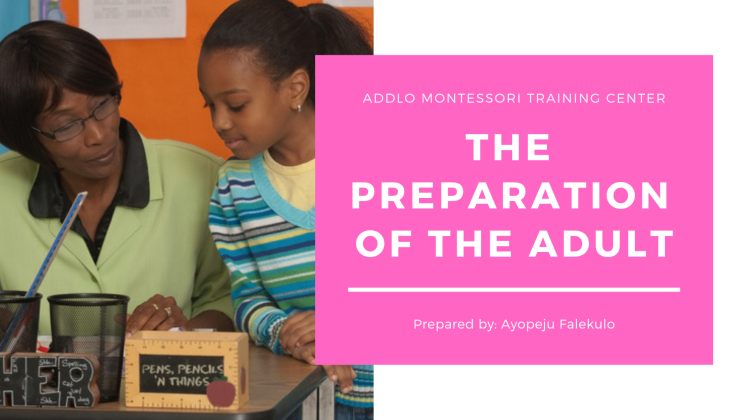 The Preparation of the Teacher (11)